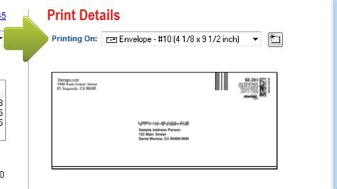 free envelope printing how to print envelopes