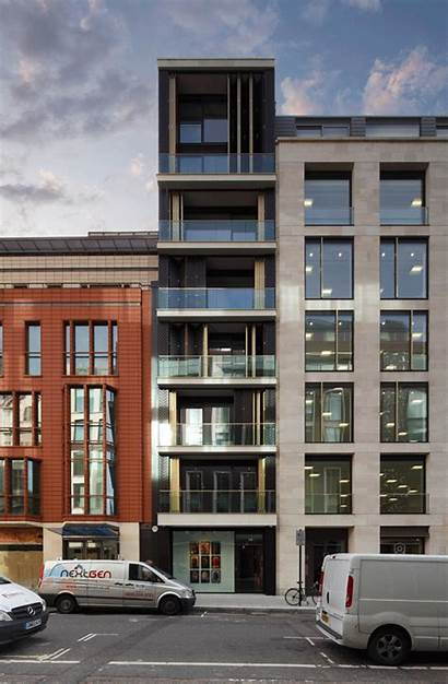 Apartment London Building Squire Partners Street Hanover