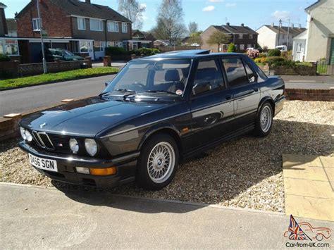 Bmw E28 M535i 1987
