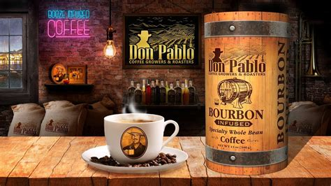 Don pablo bourbon infused coffee. Don Pablo Coffee - The Gift of Coffee - Touch of Modern