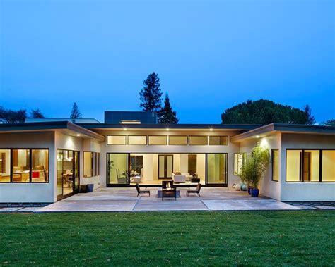 smart placement  shaped house ideas house plans