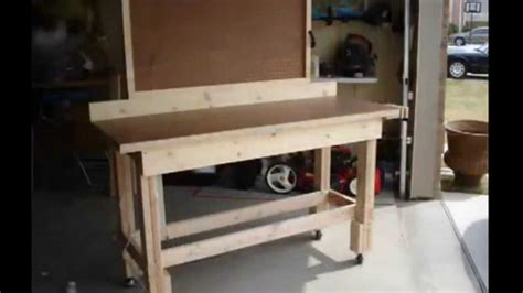 workbench plans   build  workbench youtube