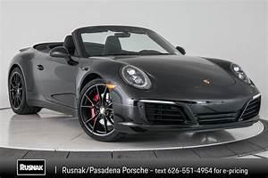 2019 Porsche 911 : new 2019 porsche 911 carrera s convertible in pasadena 391072 rusnak pasadena porsche ~ Medecine-chirurgie-esthetiques.com Avis de Voitures