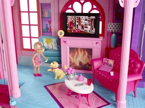 Barbie 3 Story Dream Townhouse   Buy Online in UAE.   Toy