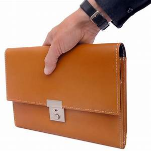 jahn tasche a5 document case document holder made out With document case