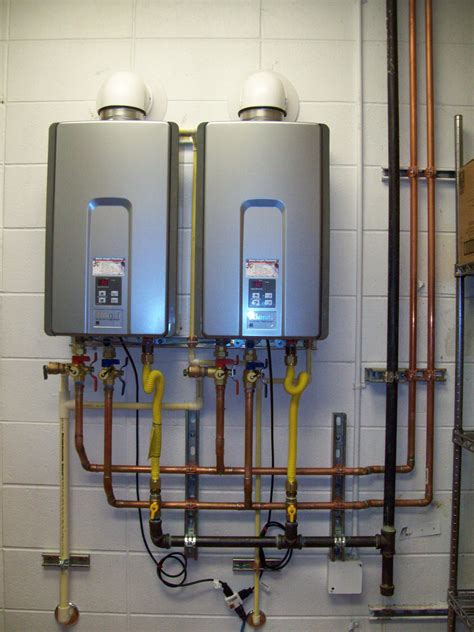 5 Things To Know About Tankless Water Heaters  The Green