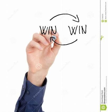Win Strategy Concept Provechoso Strategieconcept Parti Strategia