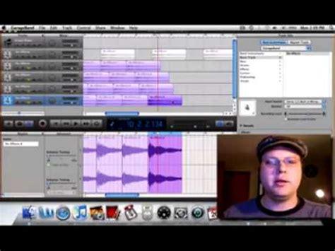 garage band tutorial how to record vocals in garageband doovi