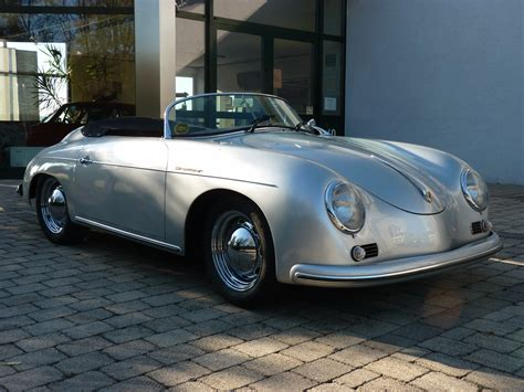 Replica Porche 356 by Verkauft Porsche 356 Speedster Replika Zauber Automotive
