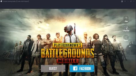 pubg mobile can now be played on pc using tencent s official emulator gaming buddy
