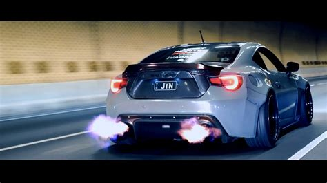 maks boosted rocket bunny brz   youtube