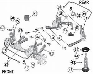 Jeep Grand Cherokee Wj Suspension Parts   U0026 39 99