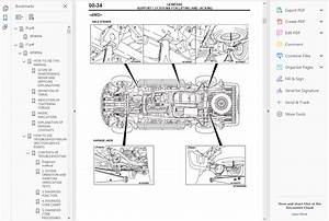 Official Workshop Service Repair Manual For Mitsubishi L200 1997
