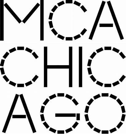 Museum Contemporary Chicago Mca Curator Calendar Clipart