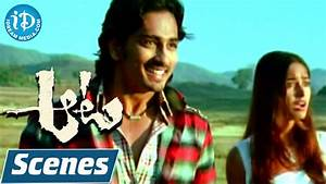 Aata Movie Scenes - Siddharth Fighting With Goons To Save ...