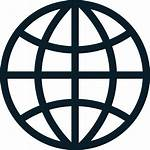 Transparent Icon Website Internet Clipart Icons Globe