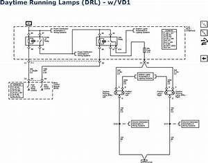 Yukon Front Running Lights Wiring Diagram