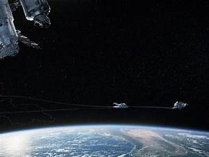 Could 'Gravity' Really Happen? Astronauts, Physicists ...  Gravity