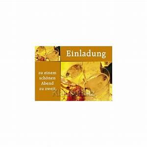 Abend Zu Zweit : postkarte einladung sch ner abend ~ Orissabook.com Haus und Dekorationen