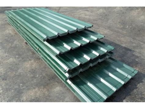 corrugated aluminium long span roofing sheet roll former