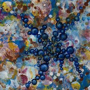 Cell No 20 Painting by Angela Canada-Hopkins