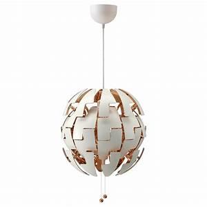 Ikea Ps 2014 Probleme : pendant lamp ikea ps 2014 white copper color ikea ps ~ Watch28wear.com Haus und Dekorationen