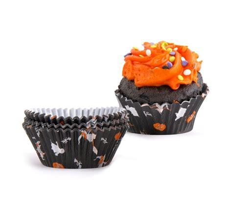 kaiser halloween cupcake liners  pack cutlery