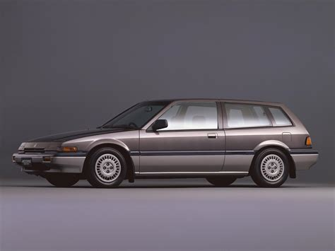 1987 honda accord hatchback
