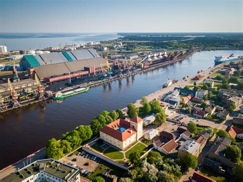 Erasmus Experience in Ventspils, Latvia by Emre | Erasmus ...