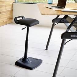 standing desk office chair varichair varidesk 174