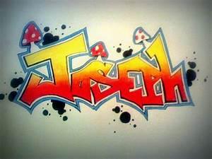 'joseph' graffiti by pirana666 on DeviantArt