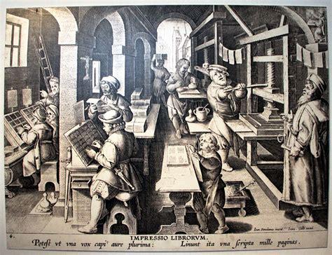 les chambres de l imprimerie bibliothèque virtuelle l 39 importance de l 39 imprimerie