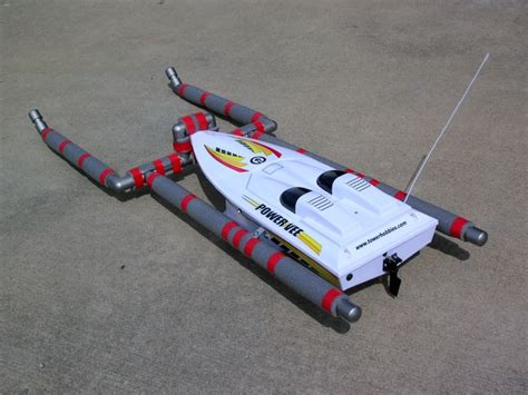 Traxxas Gas Boat by Let S See Some Retrieval Boats