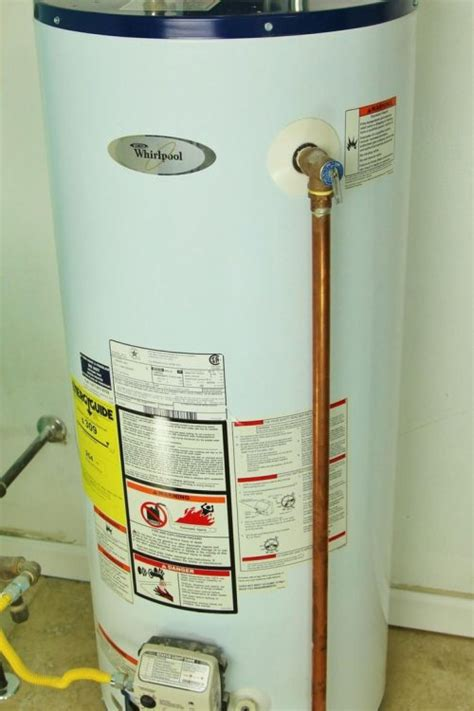 How To Extend Water Heater Life Iseeidoimake