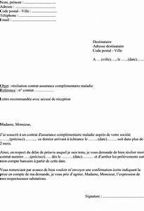 Resiliation Contrat Auto : lettre pour resilier contrat assurance modele lettre resiliation contrat auto document lettre ~ Gottalentnigeria.com Avis de Voitures