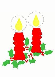 Bild Weihnachtskerzen Abb 20335