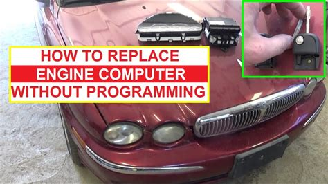 How To Replace The Ecu Car Computer Without Programming It