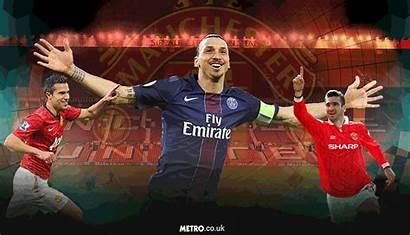 Zlatan United Manchester Ibrahimovic
