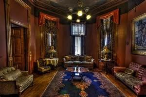 Copper King Mansion Bedroom Parlor - Butte Montana