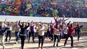 BRAVO Brooks Middle School Impromptu Performance MLK ...