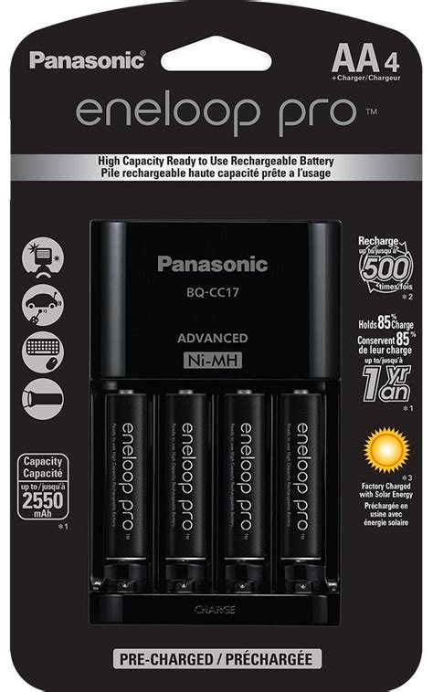 panasonic eneloop battery charger gaming pc guru