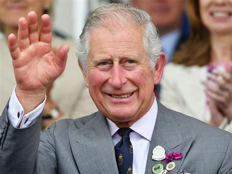 prince charles celebrates  years  investiture