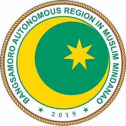 Bangsamoro Barmm Official Government Seal Ph Parliament