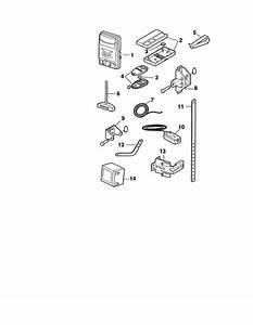 Chamberlain Garage Door Opener Parts
