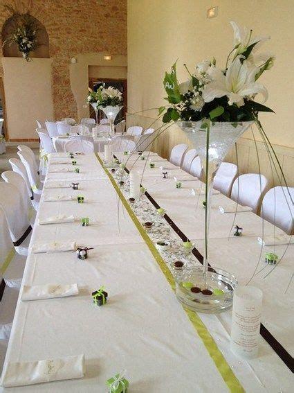 location vase martini pour d 233 coration de mariage