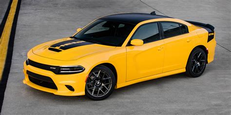 Dodge Car : 2017 Dodge Challenger T/a, Charger Daytona Revealed