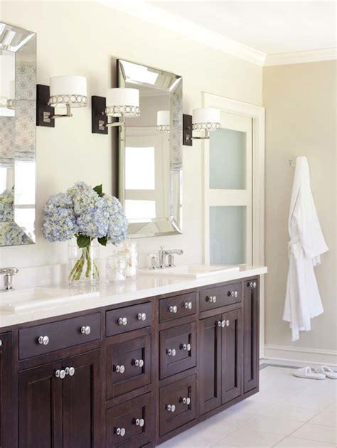 Pottery Barn Bathroom Mirror  Contemporary Bathroom