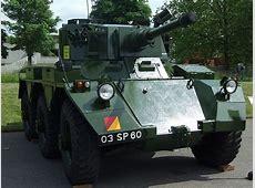 FV601 Saladin Tanks Encylcopedia