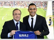 Keylor Navas will be extraordinary for Real Madrid Buyo