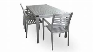 Table De Jardin Et Chaise Pas Cher : ensemble table et chaise de jardin casa ~ Teatrodelosmanantiales.com Idées de Décoration